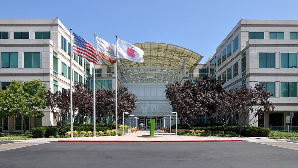 Sede de Apple en Cupertino