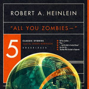 Libro All you zombies