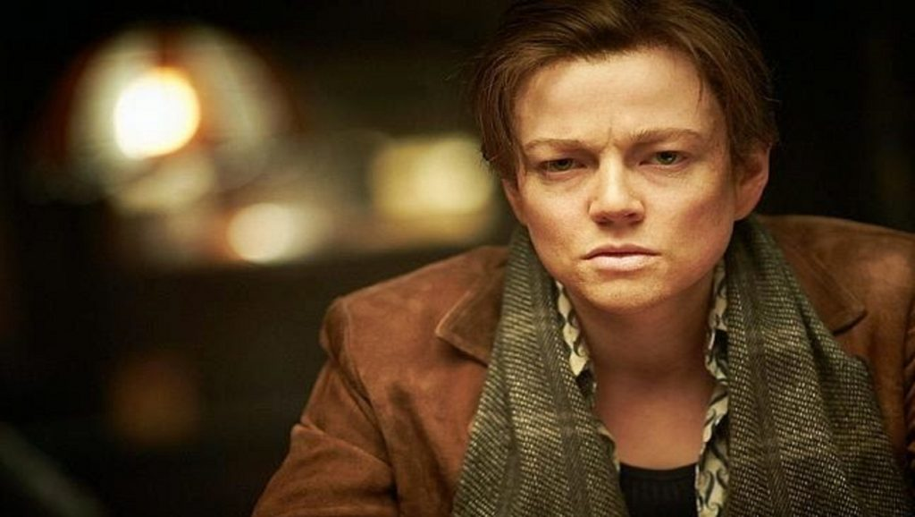 "Sarah Snook en ""Predestination"""
