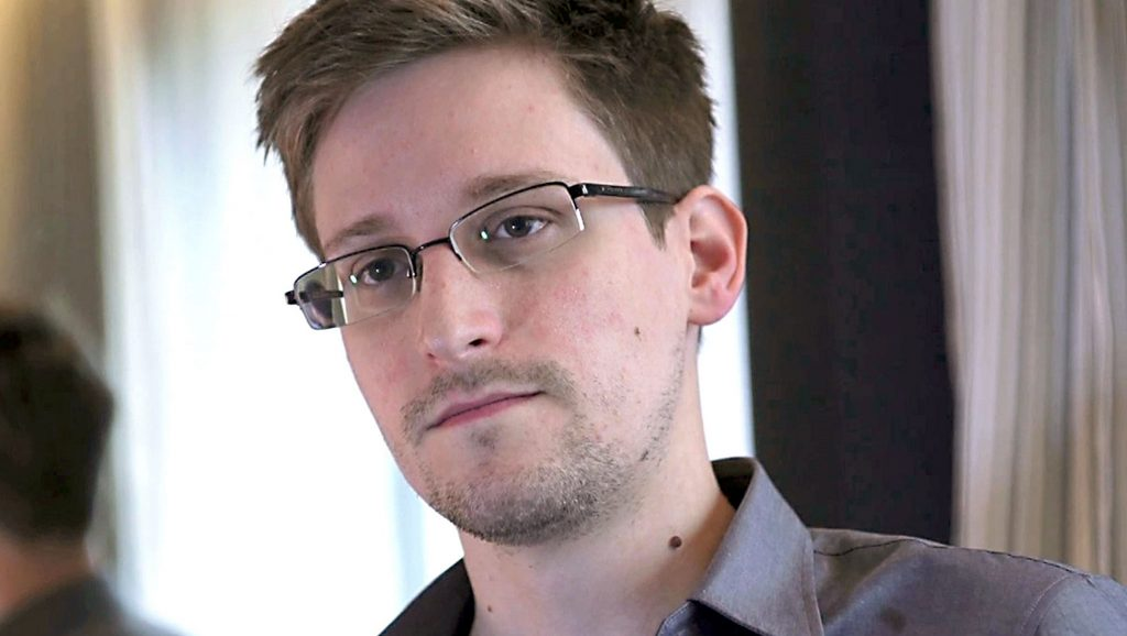 Edward Snowden en entrevista para The Guardian