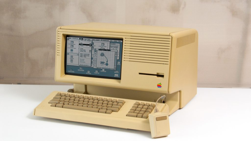 Apple Lisa Macintosh