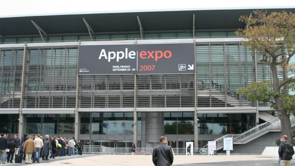Apple Expo 2007