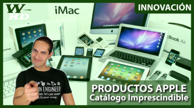 Productos Apple: Catálogo Imprescindible