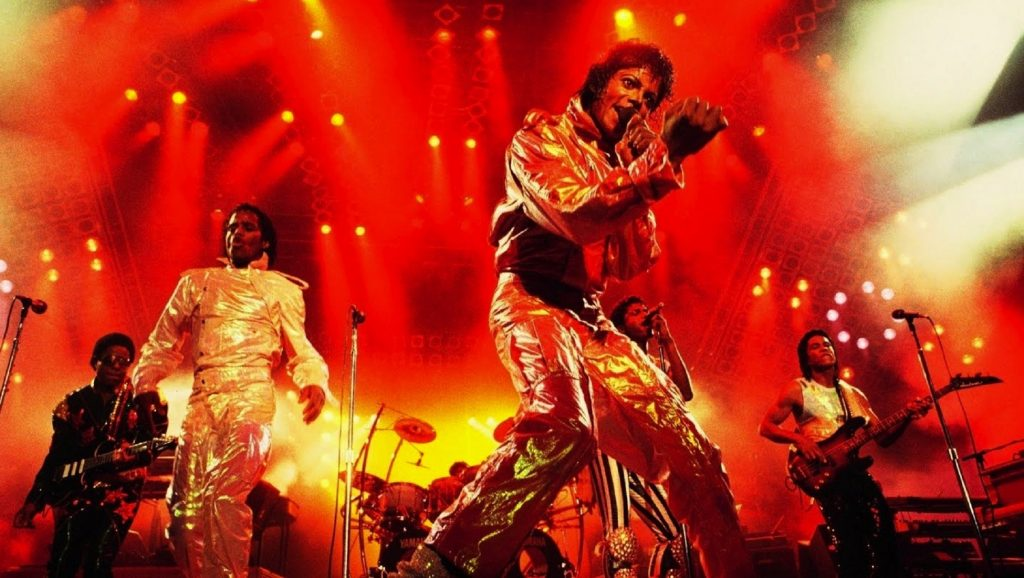 The Jacksons en concierto