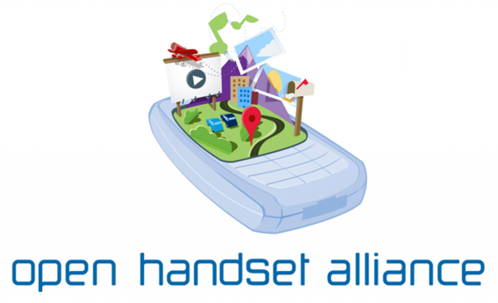 Logo del Open Handset Alliance