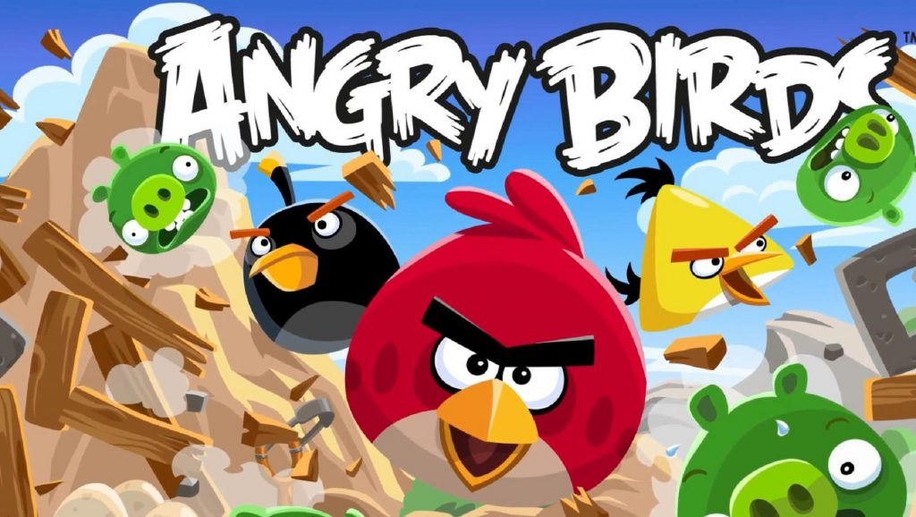 Wallpaper de Angry Birds