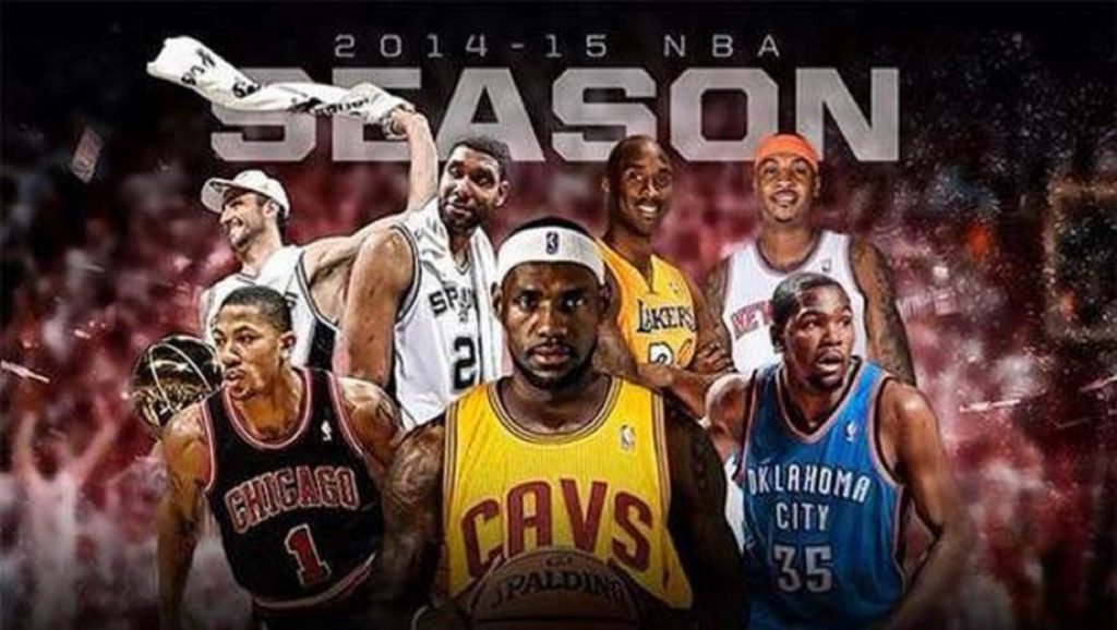 Temporada regular 2014-2015 de la NBA