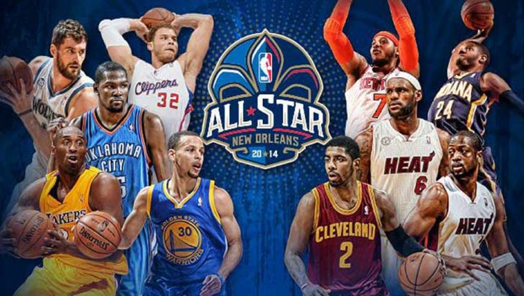 All Star 2014 de la NBA