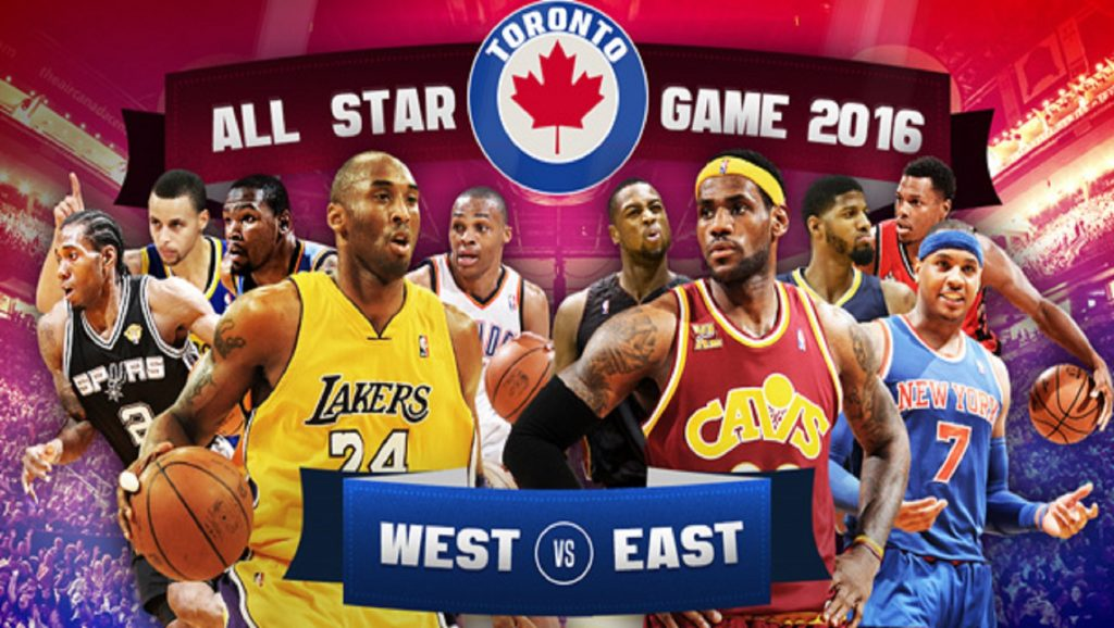 All Star de la NBA: Este contra Oeste