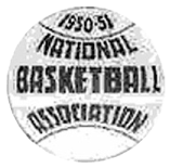 Escudo original de la NBA