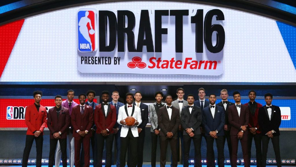 Draft de la NBA 2016