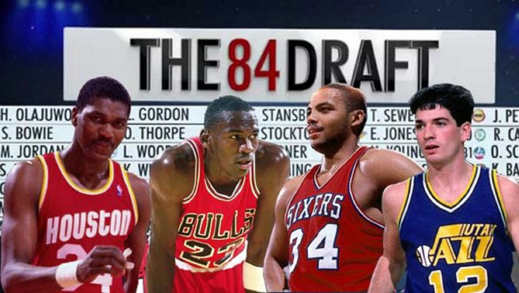 Draft de la NBA 1984