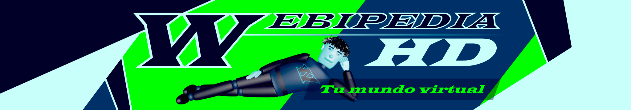 Banner de Webipedia HD