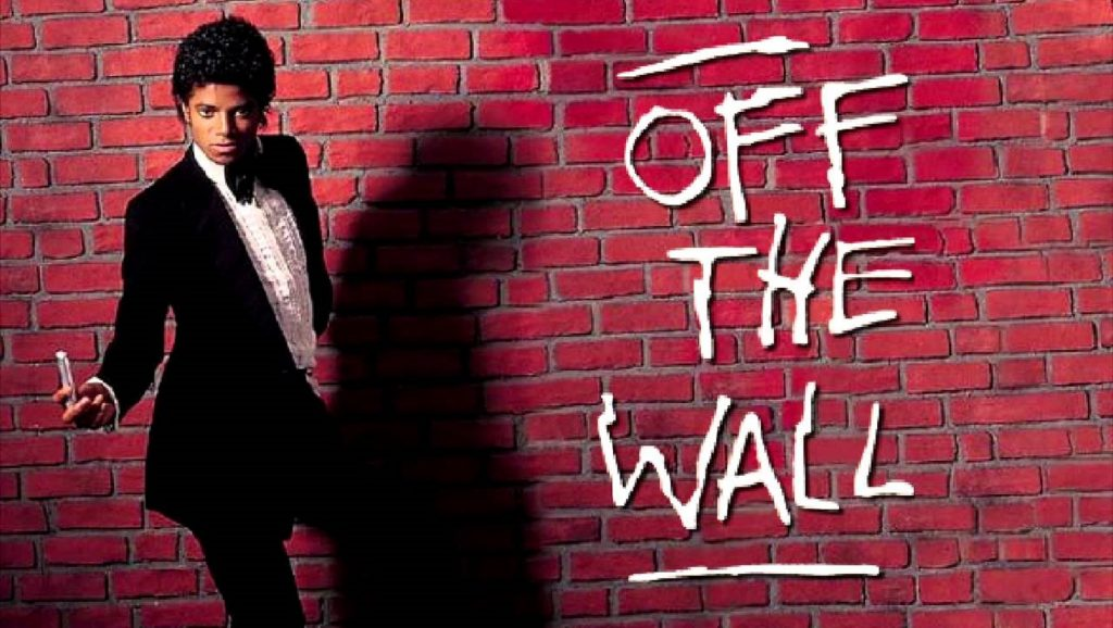 "Disco ""Off The Wall"" de Michael Jackson"
