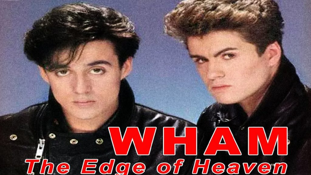 "Single ""The Edge of Heaven"" de Wham!"