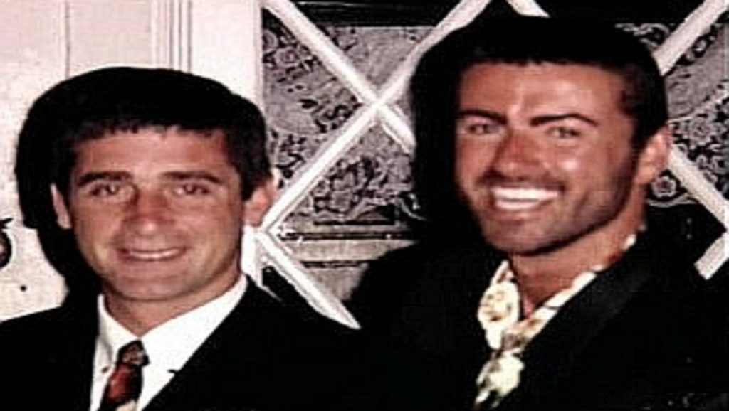 Anselmo Fellepa y George Michael