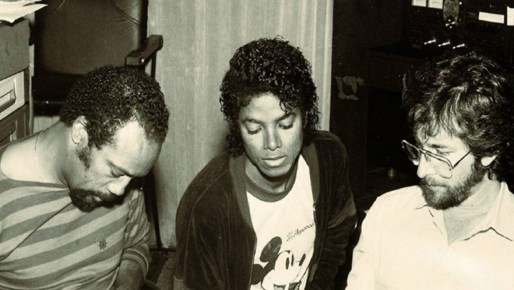 Quncy Jones, Michael Jackson y Rod Temperton