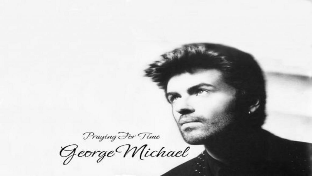 "Single ""Praying for time"" de George Michael"