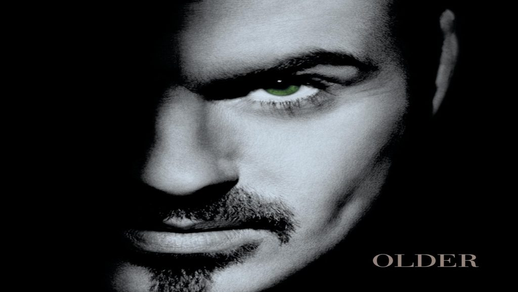 "Portada del álbum ""Older"" de George Michael"