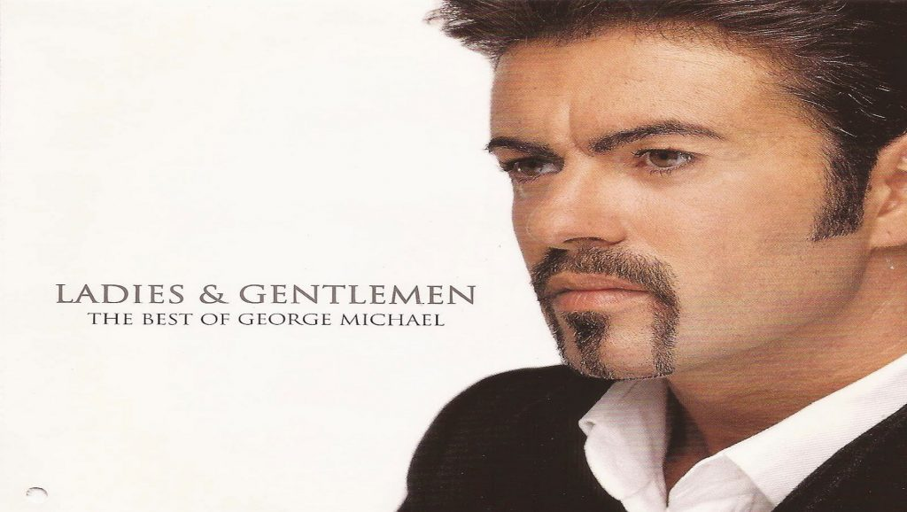 "Portada del álbum ""Ladies & Gentlemen"" de George Michael"