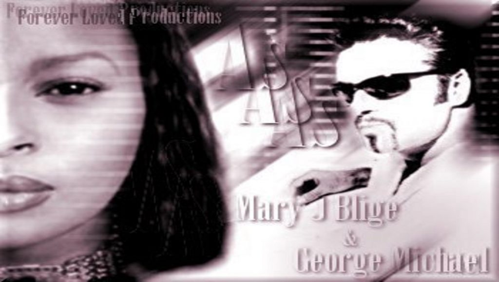 "Singe ""As"" de Mary J Blige y George Michael"