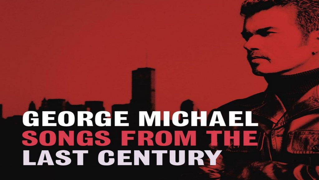 "Portada del álbum ""Songs from the last century"" de George Michael"