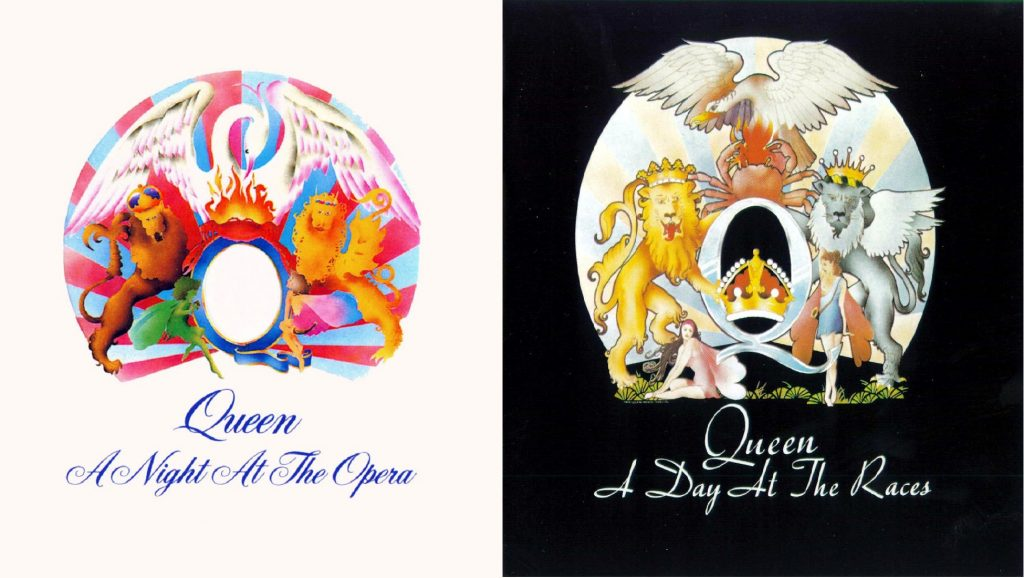 "Discos de Queen: ""A Night At The Opera"" y ""A Day At The Races"""