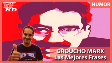 Groucho Marx: Sus Mejores Frases