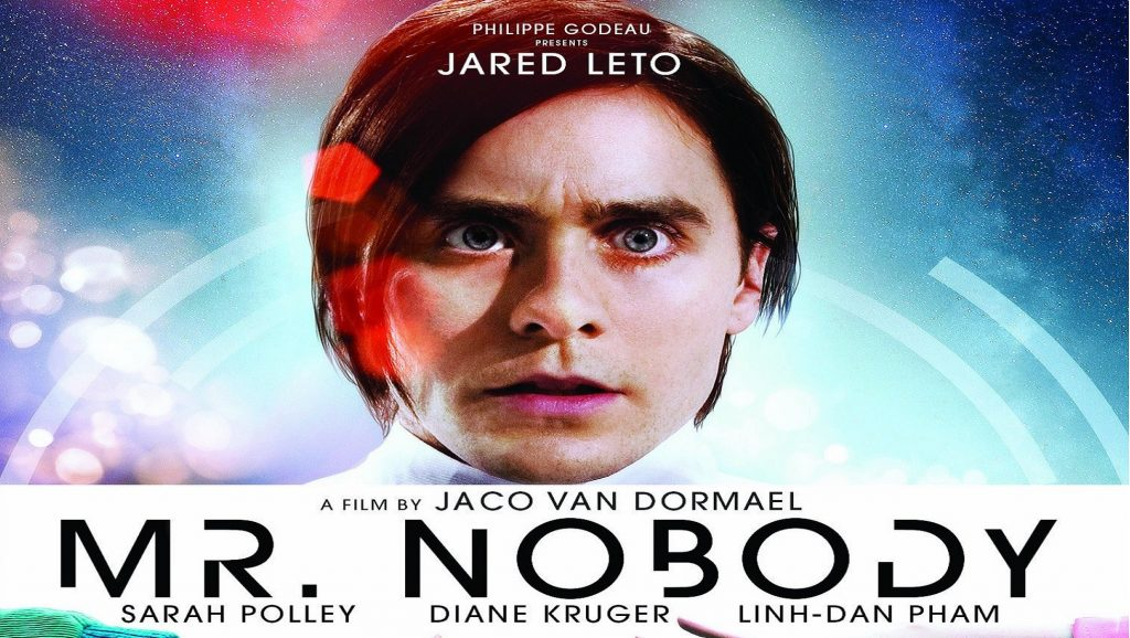 "Cartel de ""Mr. Nobody"""