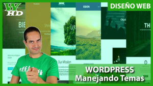 Manejo de Temas en WordPress