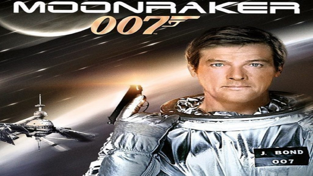Cartel de Moonraker