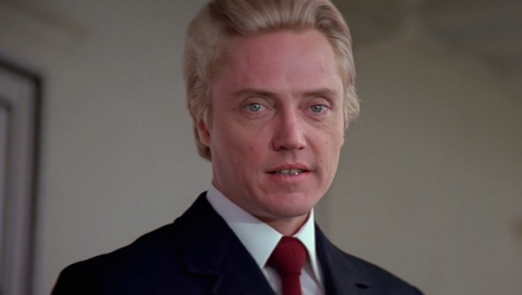 Christopher Walken en Panorama para matar