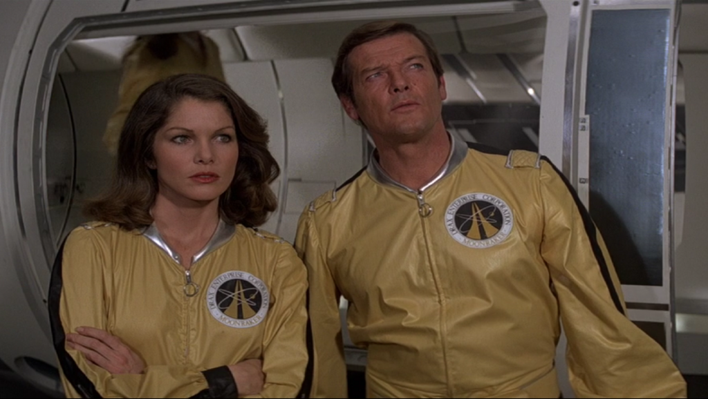 Lois Chiles en Moonraker
