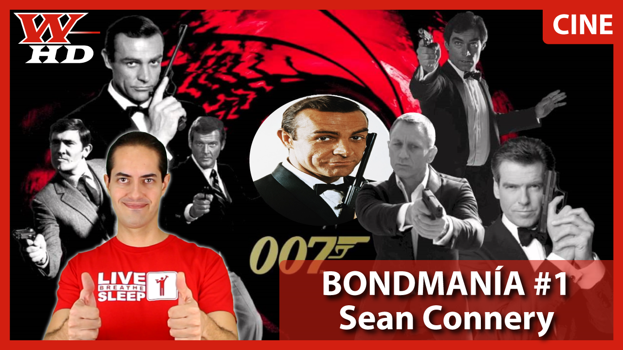 Bondmanía #1: Sean Connery