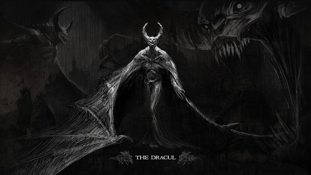 The Dracul (El Diablo)