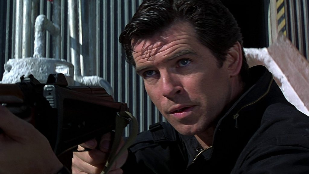 "Pierce Brosnan en ""Goldeneye"""