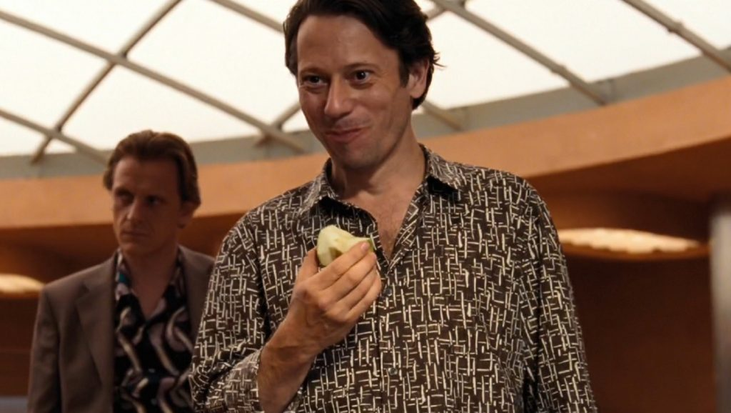 Mathieu Amalric en Quantum of Solace