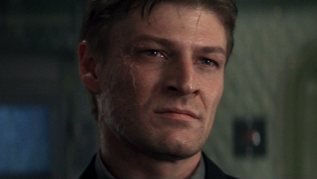 Sean Bean en Goldeneye