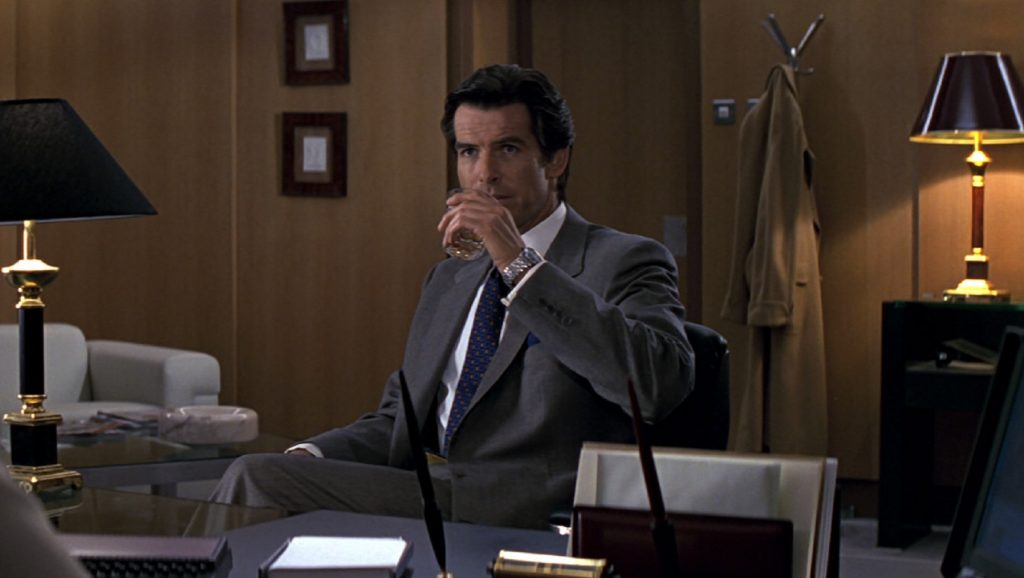 Pierce Brosnan en Goldeneye