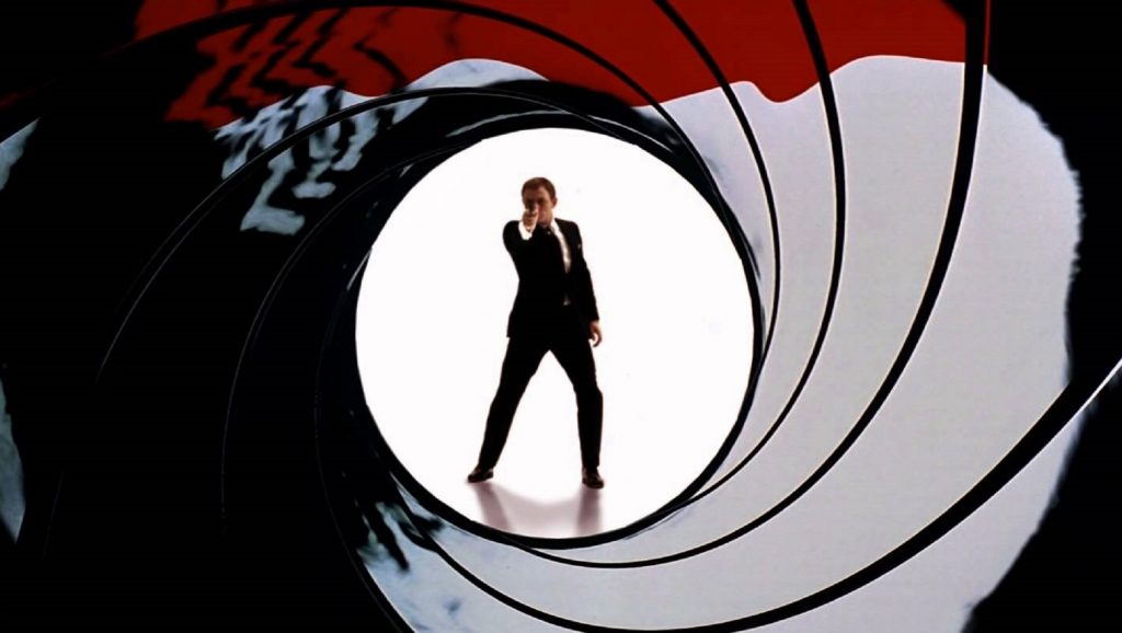 Películas de James Bond de Daniel Craig