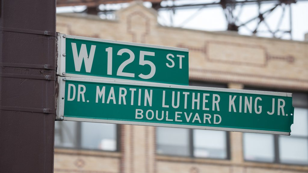 Martin Luther King Jr. Boulevard