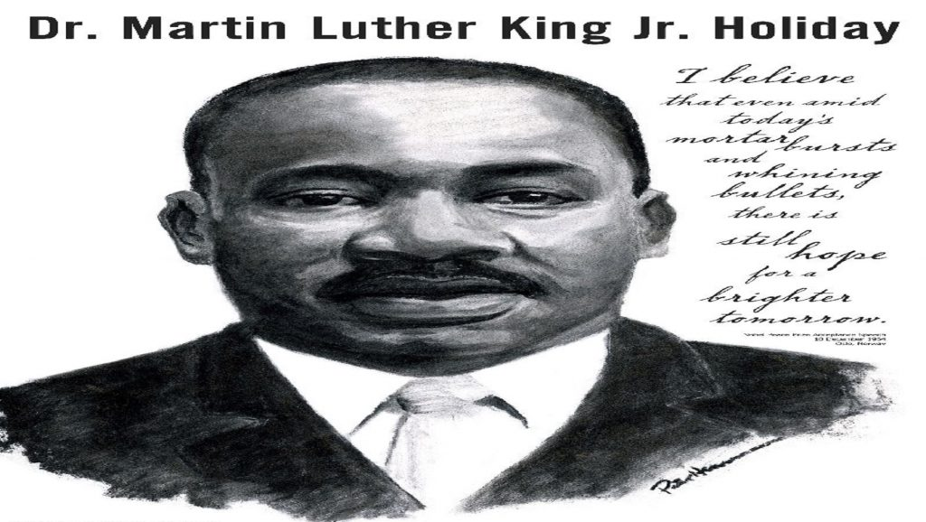 Día Nacional de Martin Luther King