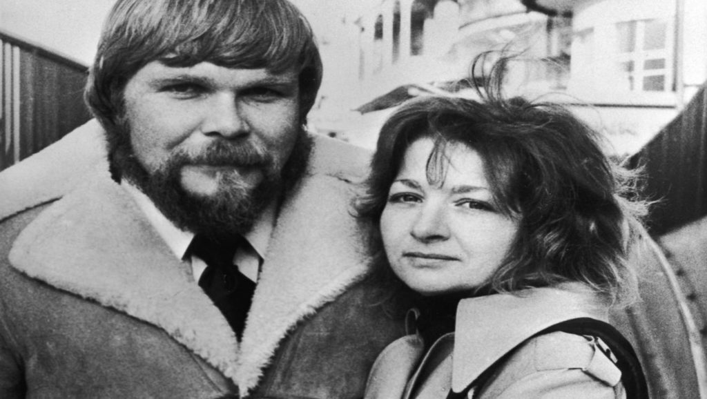 Amityville: George y Kathy Lutz