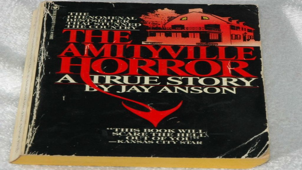 "Libro ""The Amityville Horror: A true story"""