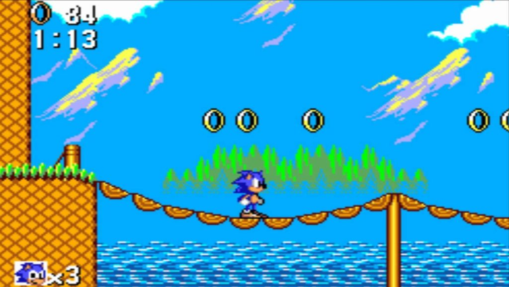 Sonic The Hedgehog: bridge
