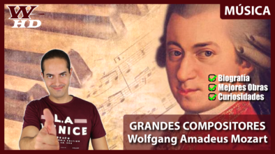 Grandes Compositores: Wolfgang Amadeus Mozart