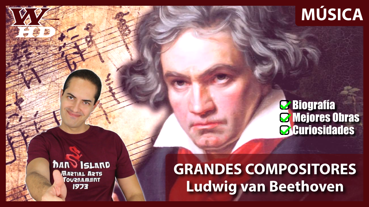 Grandes Compositores: Ludwig van Beethoven