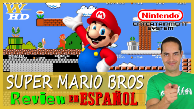 Super Mario Bros: Review en Español