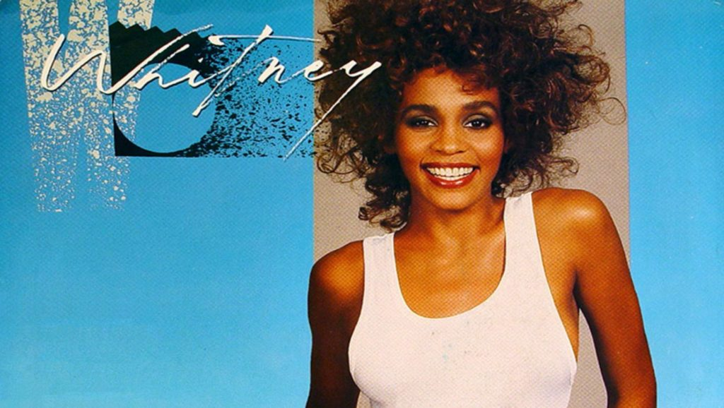 "Whitney Houston: álbum ""Whitney"""
