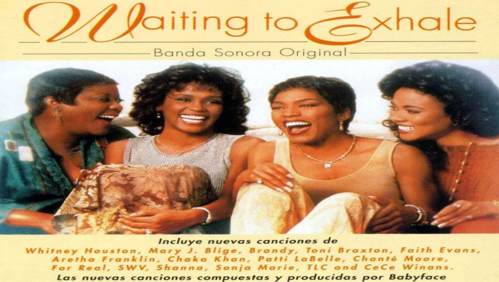 "Banda sonora original de la película ""Waiting To Exhale"""
